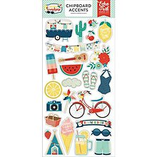 Papier - Chipboard - Good Day Sunshine - 9539623_