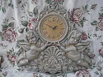 Hodiny - drevorezba hodiny - 9538557_