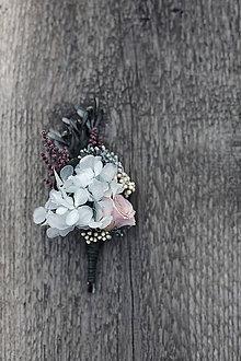 Pierka - nordic - pierko z konzervovaných kvetov - 9538266_
