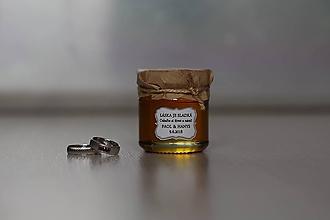 Darčeky pre svadobčanov - Exklusivné svadobné medíky pre svadobčanov - 9539265_