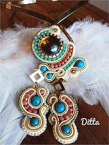 Sady šperkov - Zarin- set - 9538717_