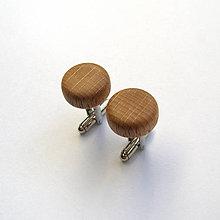 Šperky - Bukové krúžky - 9537459_