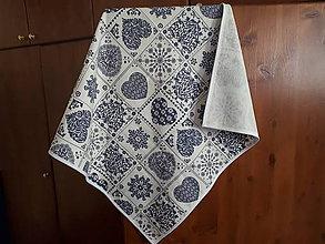 Úžitkový textil - Obrus  (73*66) - 9543255_