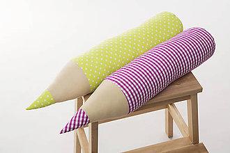 Úžitkový textil - Farbičky čarbičky - pastelové - 9543254_