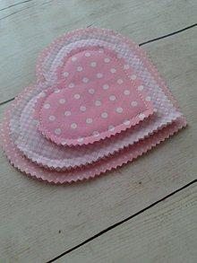 Textil - Srdiečka :) - 9541886_