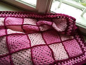 Textil - Detská deka - 9541120_
