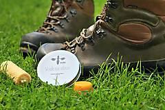 Materiál ručne robený - Prírodný vosk na obuv 100 ml - 9541089_