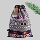 - Vzorovaný aztécky batoh / ruksak VINITHA 27 - 9543038_