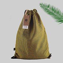 Batohy - Žlto-čierny šesťuholníkový batoh / ruksak VINITHA 42 - 9543125_