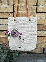 Veľké tašky - režná III. - 9543150_