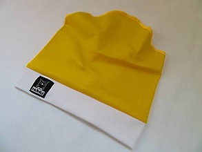 Detské čiapky - Dievčenská letná šatka - 9543045_