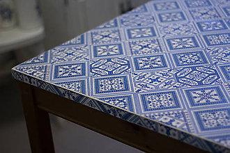 Nábytok - Mozaikový stôl - 9540998_