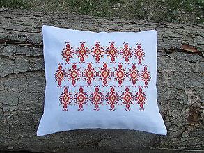 Úžitkový textil - špaldový a pohánkový vankúš - 9543293_