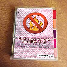 Papiernictvo - Vtipný zakladač proti páleniu zbytočných poznámok 6 - 9543374_