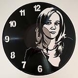 Obrazy - Portrét ako dar 3 - obraz z vinylu na stenu - 9545514_