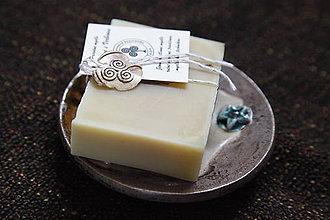 Drogéria - Prírodné mydlo s bambuckým maslom a eukalyptom - 9544290_