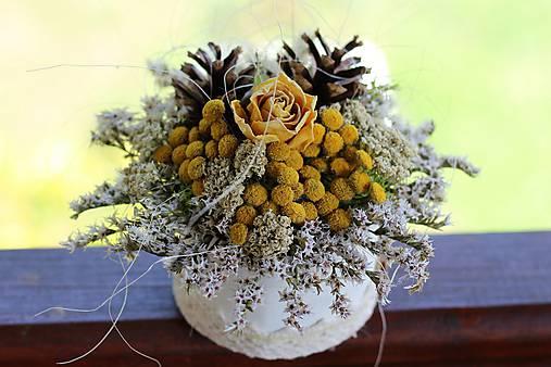Kvetinový box