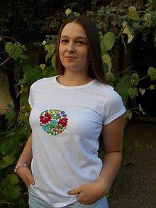 Tričká - spring in slovak garden-colors Tshirt - 9544833_