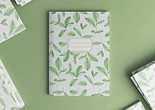 Papiernictvo - Zošit Písanka | V korunách | A5, čisté strany - 9544079_
