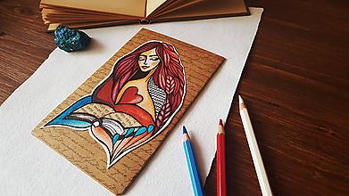 Kresby - Poetička celým srdcom - 9546155_
