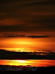 Fotografie - Západ slnka 1 - 9545603_