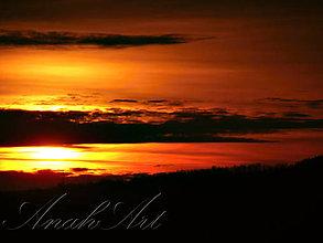 Fotografie - Západ slnka 2 - 9545619_