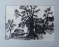 Obrazy - Domy a príroda 9 - 9545927_