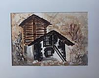 Obrazy - Domy a príroda 7 - 9545997_