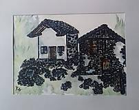 Obrazy - Domy a príroda 5 - 9546006_