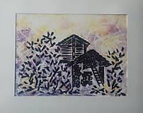 Obrazy - Domy a príroda 4 - 9546013_
