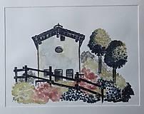 Obrazy - Domy a príroda 6 - 9546019_