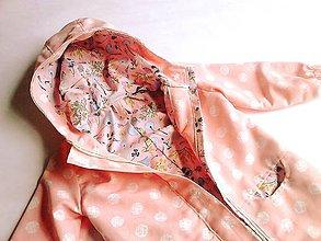 Detské oblečenie - Detská parka veľ.98 - 9545200_