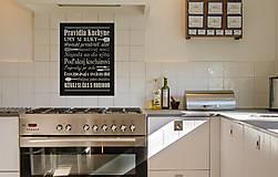 Pravidlá kuchyne