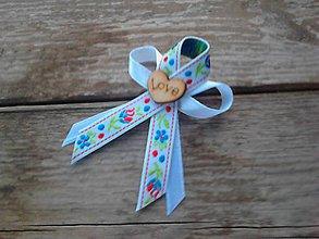Pierka - Folk svadobné pierko - 9543661_