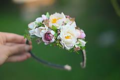 Ozdoby do vlasov - Vôňa kvitnúcich pomarančov - 9548938_