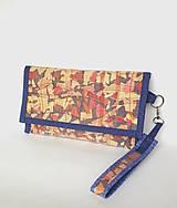 Kabelky - Listová taštička - rozsypaná mozaika - 9547456_