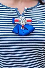 """Odznaky/Brošne - Brošňa """"Feeling Love Marine"""" - 9547271_"""