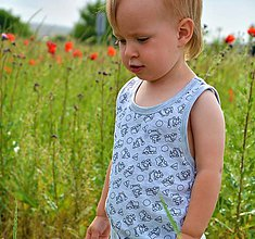 Detské oblečenie - Alex súprava báger - 9547901_