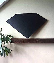 """Tabuľky - Magnetická tabuľka """"Diamant"""" - 9548274_"""