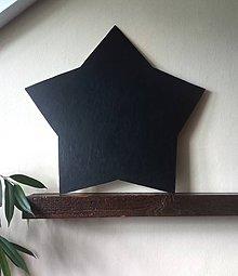 "Tabuľky - Magnetická tabuľka ""Hviezda 1"" - 9548308_"