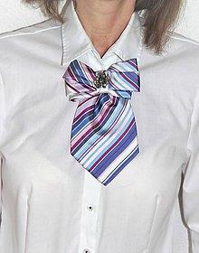 Iné doplnky - kravata pre dámy II - 9548216_
