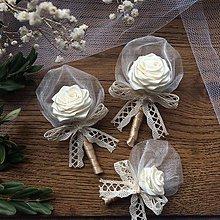 Pierka - Stredné svadobné pierka Elegant - Folk - 9546661_