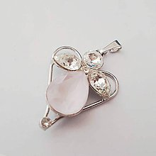 Iné šperky - Anjel pre šťastie - 9548523_
