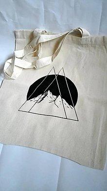 Veľké tašky - Hory v nás - taška - 9549912_