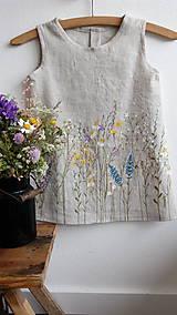 Šaty - Šaty pre Vílu Amálku ;) - 9551744_