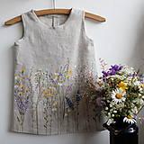 Šaty - Šaty pre Vílu Amálku ;) - 9551782_