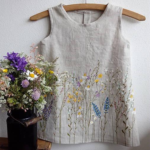 Šaty pre Vílu Amálku ;)
