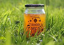 - Vyrezávaná etiketa na med - 9553022_
