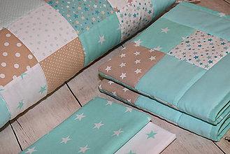 Textil - *Mentolky* do detskej izby - 9553038_