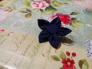 Náramky - perlový náramok s ružou - 9554875_